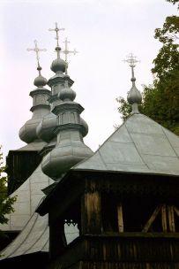 Cerkiew w Banicy, fot. 2005r.