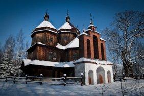 cerkiew w Bystrem - zdjęcie dzięki uprzejmości www.cerkiewwbystrem.pl