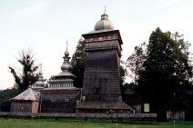 Świątkowa Wielka, 2008r. - cerkiew przed remontem