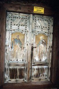 Dłużniów - drzwi