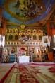ikonostas w cerkwi w Hańczowej