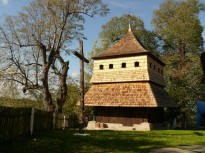 Hrebenne - dzwonnica (fot.2012)
