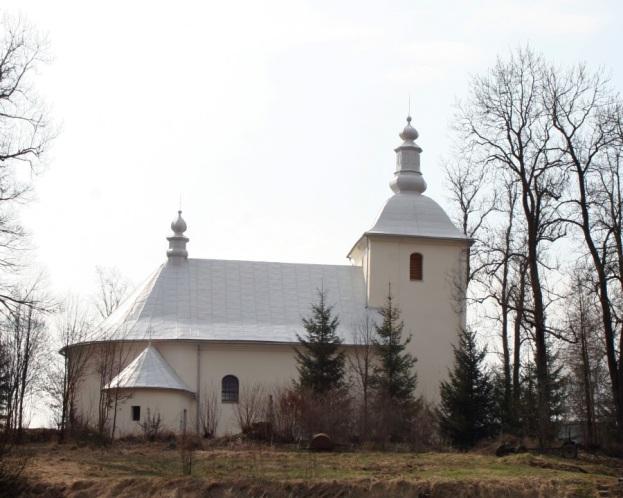 Wola Niżna, fot. 2015r.