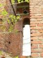 Jałowe - dzwonnica obok cerkwi (2011r.)