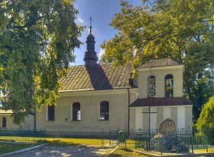 Kościół w Mirczu fot. Tomasz Zugaj