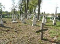Kornie cmentarz