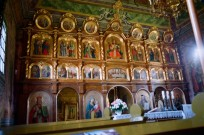 Kwiatoń, gr.cerkiew z ok.1700r. /zabytek UNESCO/