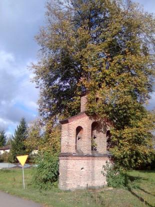 dzwonnica cerkiewna z 1938