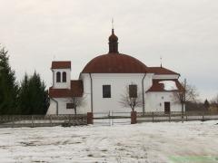 Masłomęcz - Modryń fot. XII.2012