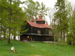 cerkiew w Moczarach (2011r.)