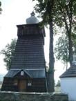 Uście Ruskie - cerkiew greckokatolicka