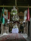 Uście Ruskie - cerkiew greckokatolicka - wnętrze