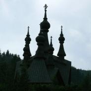 Cerkiew prawosławna w Krynicy Dolnej