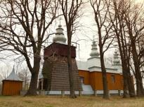 Cerkiew w Pielgrzymce, 2012r.