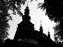 ...zgrabna i piękna sylwetka cerkwi