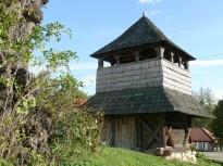 Siedliska - dzwonnica (2012r.)