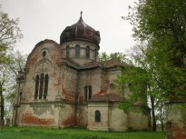 Cerkiew w Starym Dzikowie