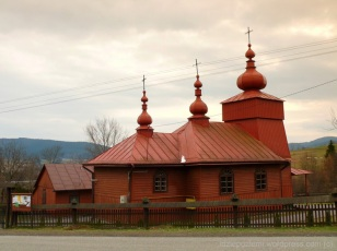 Świątynia w Wawrzce, 2012r.