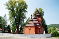 Wysowa, cerkiew z 1779r.