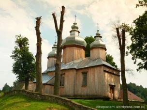 Cerkiew w Dobrej Szlach.