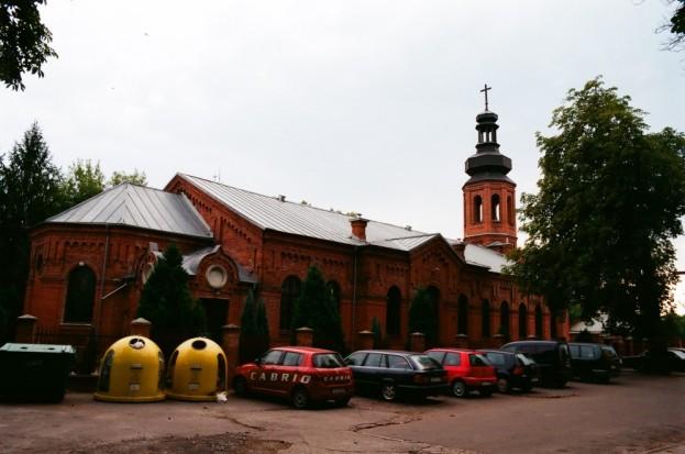 Chełm, dawna cerkiew garnizonowa