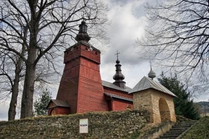 Cerkiew w Śnietnicy, 2015r.