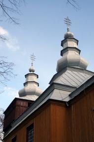 Cerkiew w Pielgrzymce, 2015r.