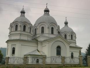 Szlachtowska cerkiew