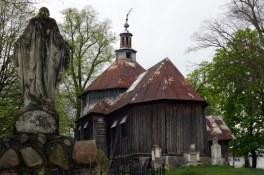 Miękisz Stary, kwiecień 2014