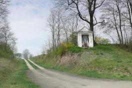kapliczka w Żniatynie
