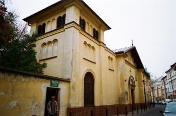 dawna cerkiew grecka, Lublin ul. Zielona