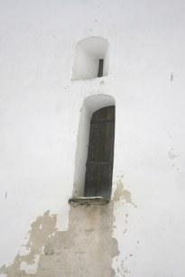 okno i otwór strzelniczy