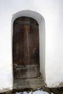 Drzwi do nawy (główne)