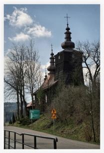Cerkiew w Banicy, fot. 2015r.