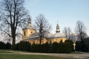 Dawna cerkiew w Tylawie, 2015r.