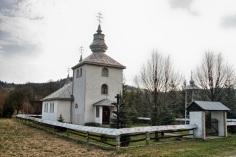 Cerkiew w Zyndranowej, fot. 2015r.