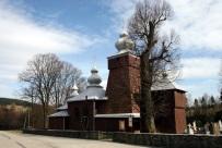 Cerkiew w Piorunce, fot. 2015r.