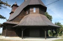 Kanie - kościół, fot.2015r.