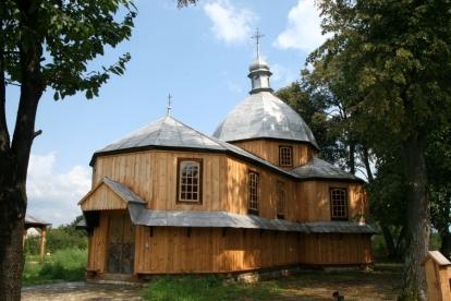 Cerkiew w Dachnowie, 2018