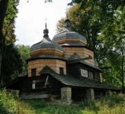 Cerkiew w Piątkowej, 2018r.